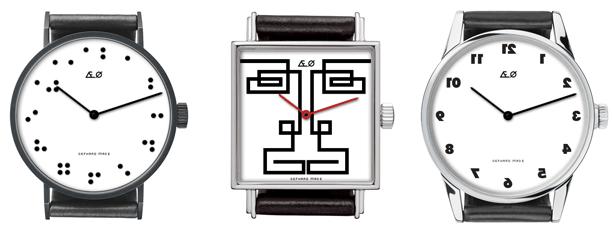 ÆØ Watches. Relojes de diseño