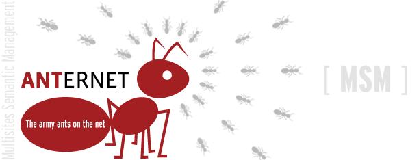 Anternet: Las hormigas de Internet