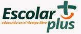 Logotipo de la empresa escolar plus en Maspalomas, diseño realizado por defharo en Canarias