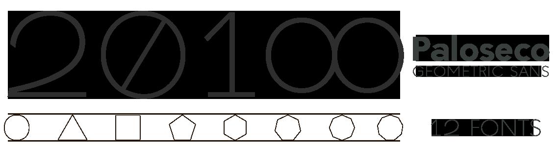 Paloseco Sans Geo-Grotesque 2018 Fonts
