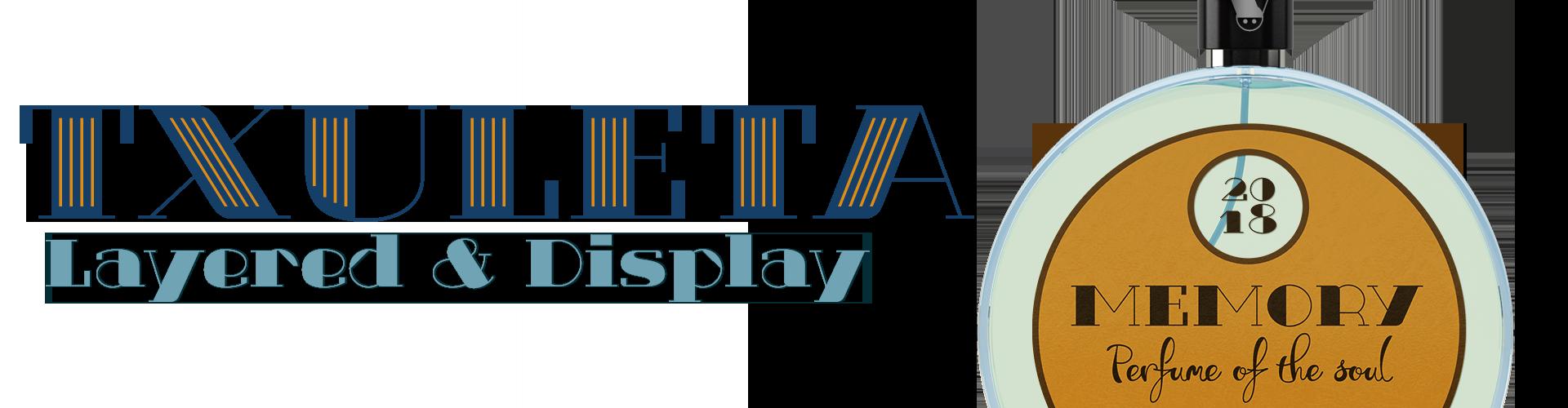 Txuleta a Geometric Display & Didone Fonts
