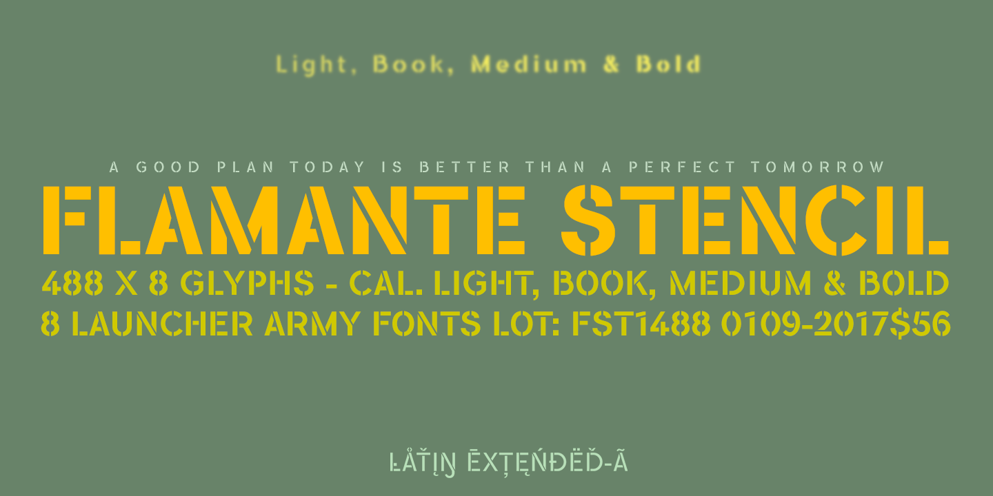 flamante-stencil-new-army-family-fonts
