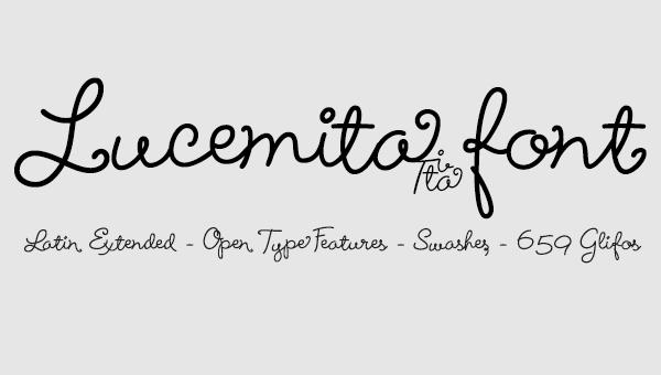 lucemita-script-font-sc