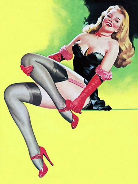 Peter Driben Prolfico Artista Pin-Up  Comprar Posters -8565