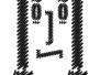 Rabiosa 100% nervous font