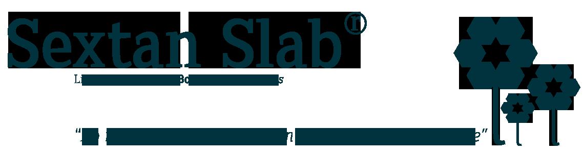 Sextan Slab Lapidary Fonts. Light, Book, Roman, Bold & Black