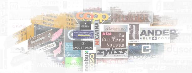 Logos suizos congelados a -10º