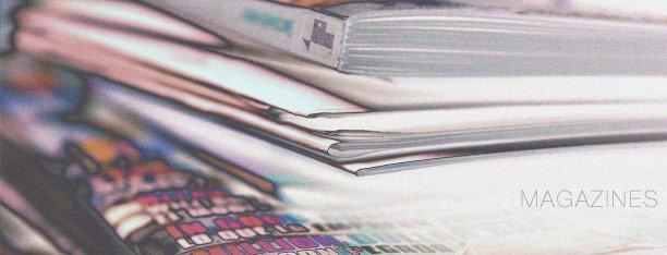 de maquetación, revistas y diseño