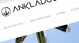 Web de comercio electrónico en Francia