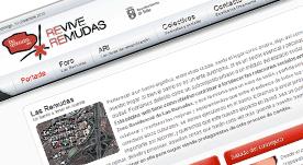 Página web con foro para el barrio de Las Remudas en Telde, Gran Canaria