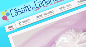 Portal de wedding en las 7 islas canarias