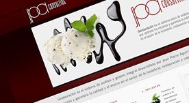 Gestor de contenidos realizado en WordPress para JPA consultoría en restauración gastronómica