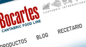 Tienda online de productos delicatessen del Cantábrico