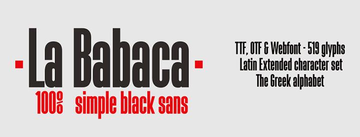 La Babaca, 100% Simple & Sans