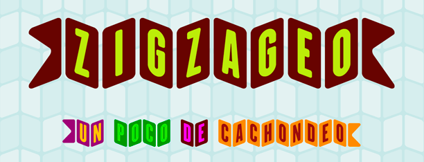 Zigzageo, una font con bamboleo
