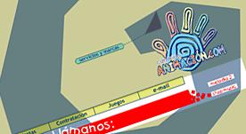 Página web en Flash para empresa de ocio en Canarias