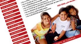 Página web en Flash de parque temático infantil en Gran Canaria