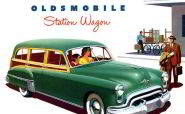 Oldsmobile Futuramic Station Wagon