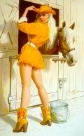 Donald-Rust-Pin-Up-Girl-Artist