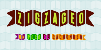 Zigzageo-layered-fonts-cachondeo
