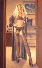greg-hildebrandt-pin-up-art